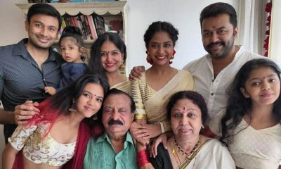 poornima-Indrajith-Family
