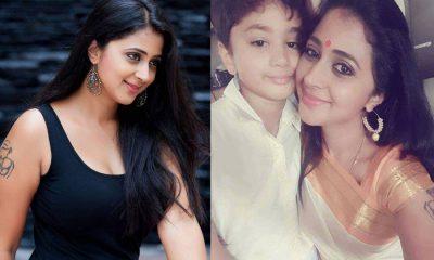 Kaniha.actress.son