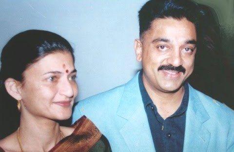 Sarika-Kamal Hassan
