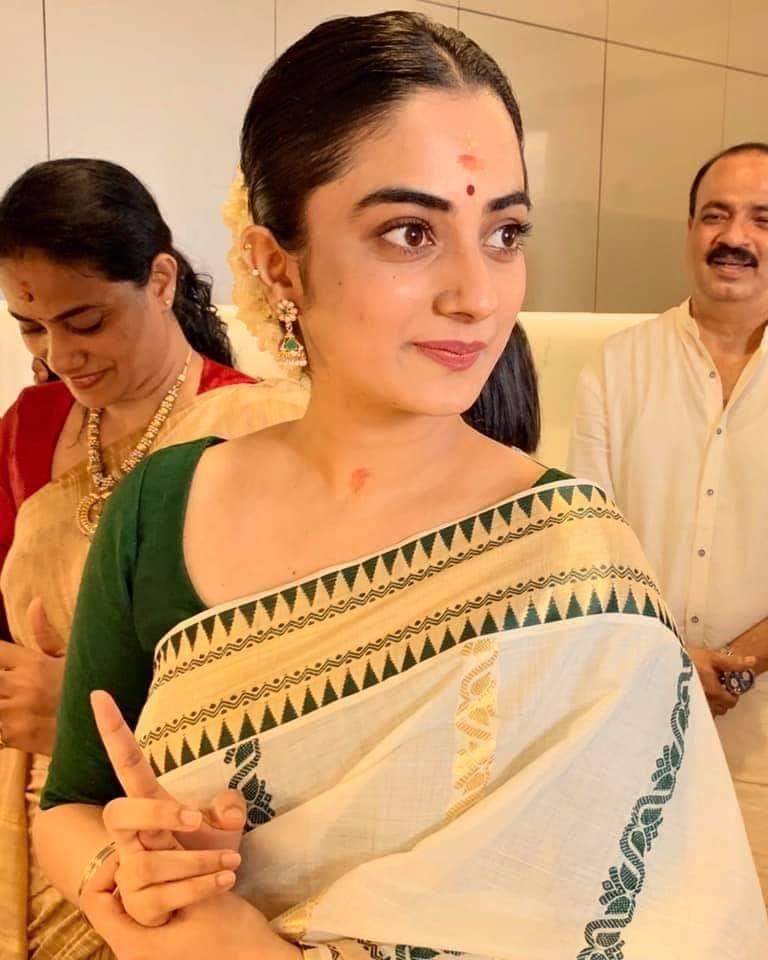 Namitha Pramod 3