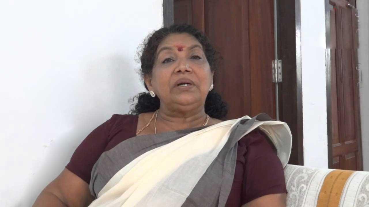 Shanthakumari....